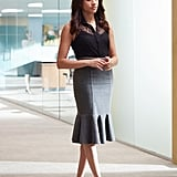Pencil Skirts Don't Have to Be Boring. Find One With a Fluted Hem