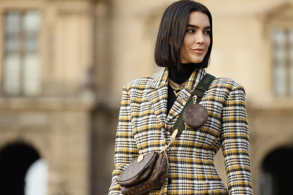 Winter Haircut Trend: One-Length Cuts