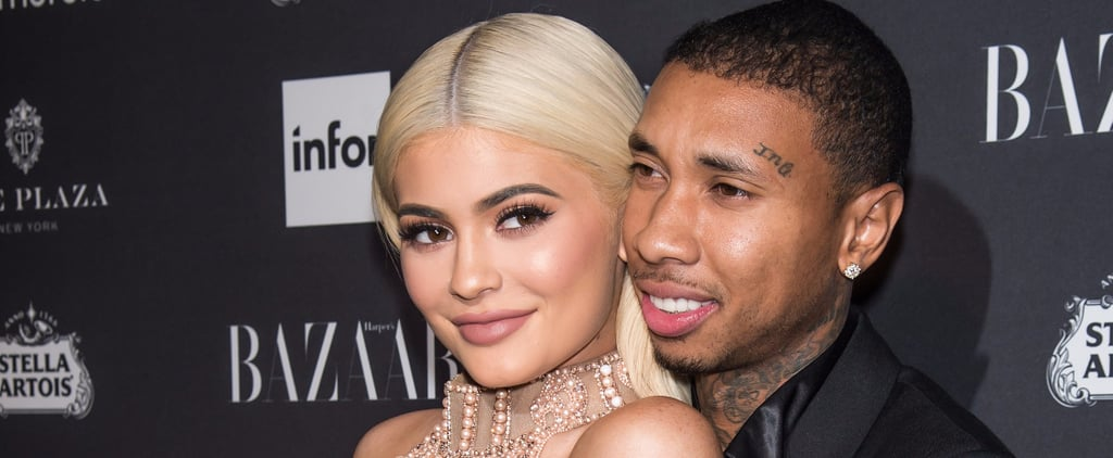 Kylie Jenner and Tyga Just Can't Get Enough of Each Other