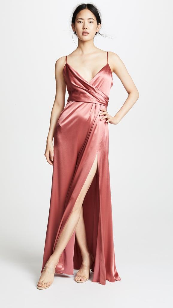 Jill Jill Stuart Slip Gown | Pink Wedding Dresses | POPSUGAR Fashion ...