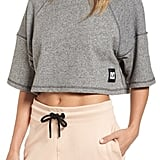 Ivy Park Women's Raw Edge Crop Top