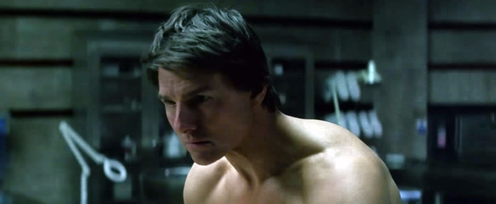 The Trailer For Tom Cruise's Reboot of The Mummy Looks Legitimately Terrifying
