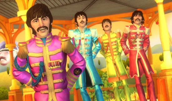 Sgt. Pepper's Lonely Hearts Club Band Coming to Rock Band Music Store November 17