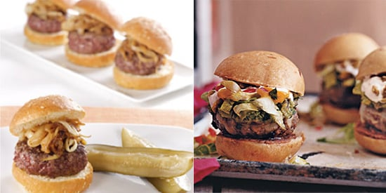 Easy and Expert Recipes For Hamburger Sliders