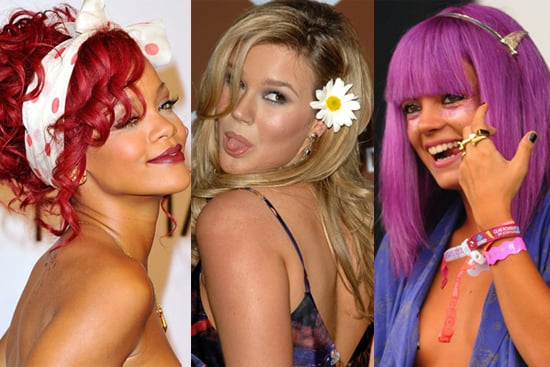 Top 10 Festival Hairstyles