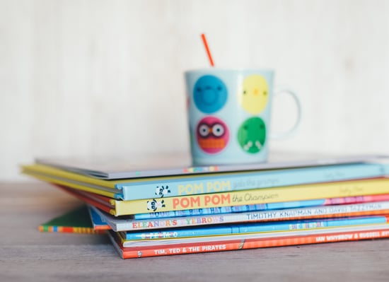 Bring Signed Books Instead of Greeting Cards to Baby Showers