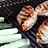 Beer-Brined Grilled Chicken Breasts