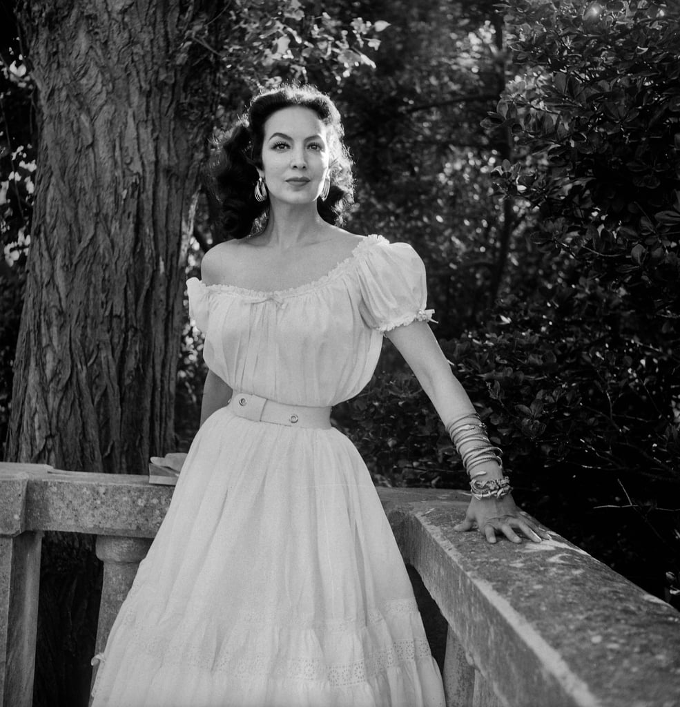 María Félix Is Her Beauty Icon