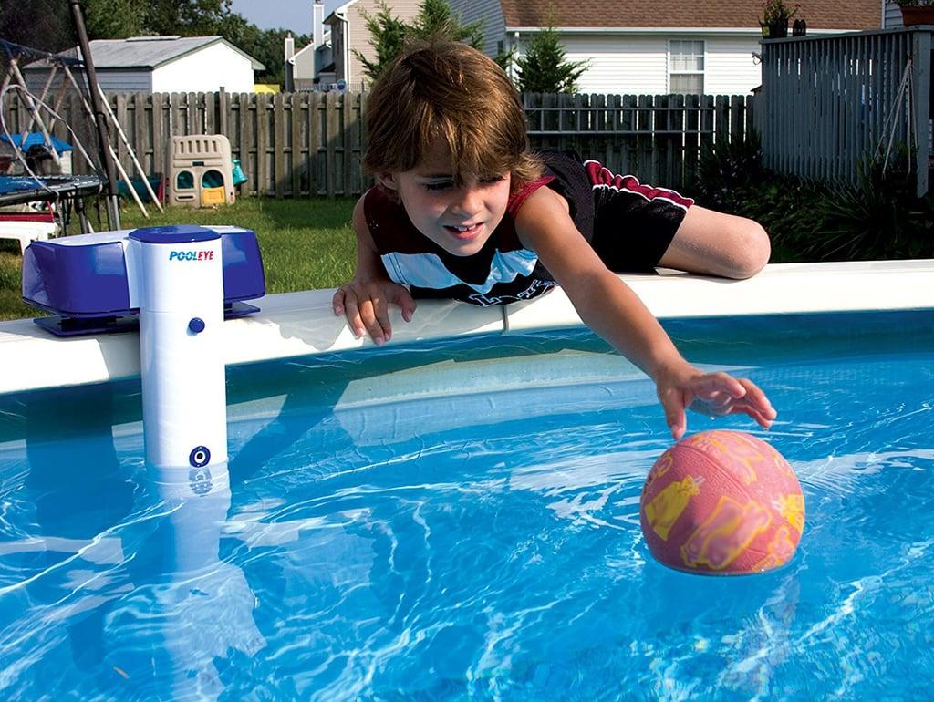 Pool alarms to detect children popsugar australia parenting for Child alarm for swimming pools
