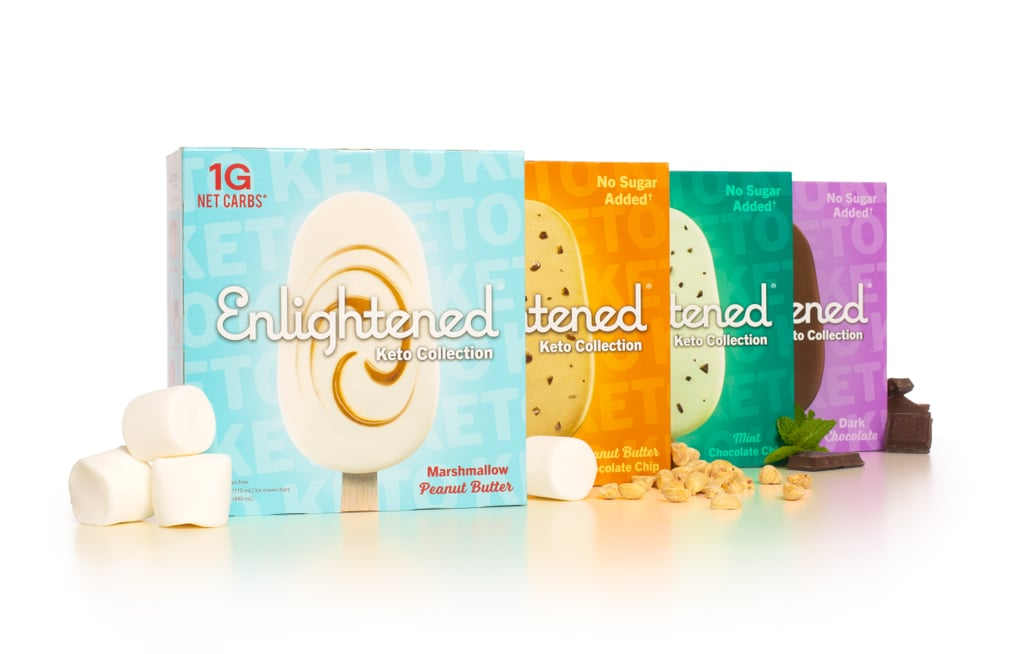 Attention: Enlightened Just Launched New Keto Ice Cream Bars