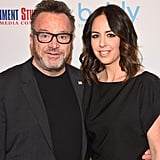 Tom Arnold and Ashley Groussman