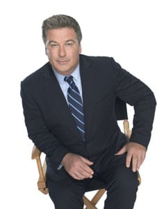 Alec Baldwin Is the Winner of the 2010 Golden Globe For Best Actor in a TV Comedy