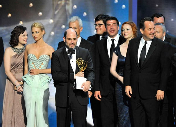 Mad Men Wins Emmy For Outstanding Drama Series