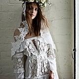 Carolina Off Shoulder Dress ($306)