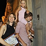 Sofia Coppola and Thomas Mars Get an Early Start on Their Weekend Wedding Festivities