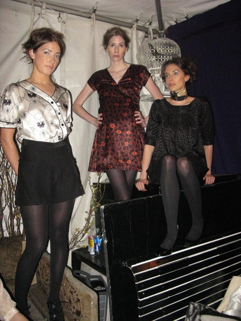 New York Fashion Week: Lewis Fall 2009 Presentation & Look Book