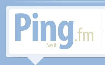 Website of the Day: Ping.fm