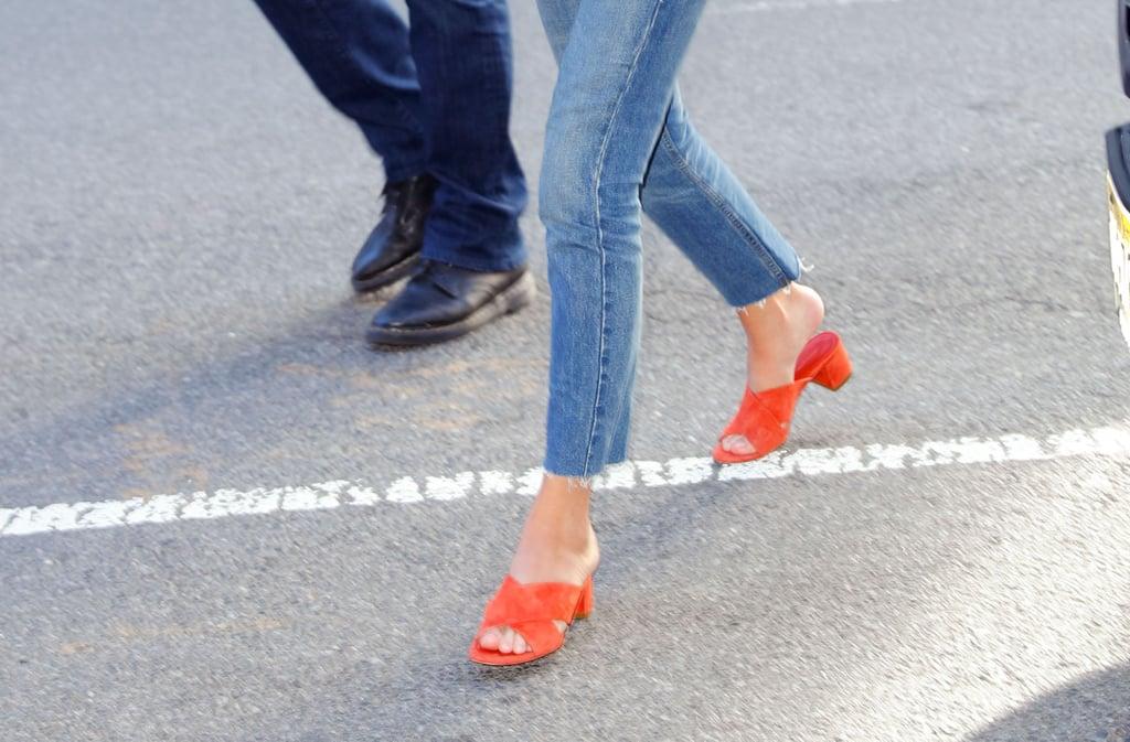 Adidas Selena Gomez Bbneo Wedge Shoes