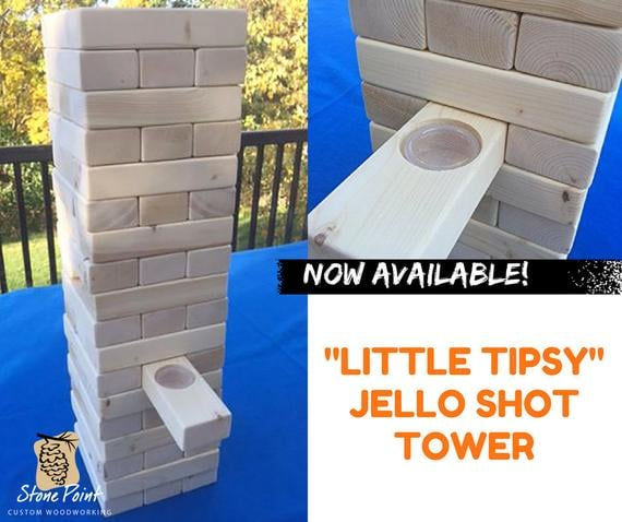 Little Tipsy Tower