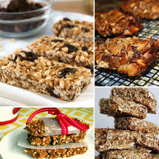 Fight the Flab: 5 Recipes For Healthy Granola Bars