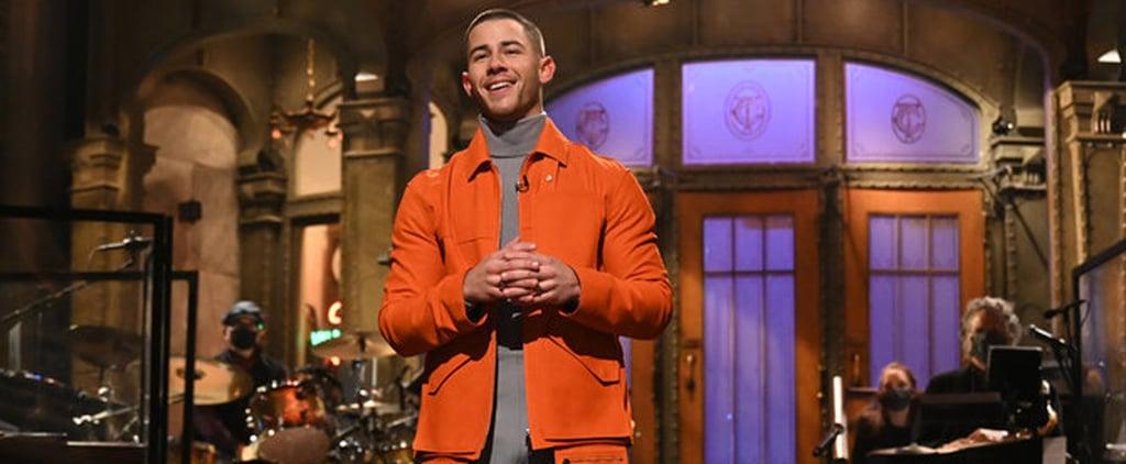 Watch Nick Jonas's SNL Monologue With Kevin Jonas | Video