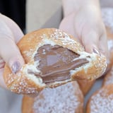 Eat Your Heart Out With These Nutella-Stuffed Doughnuts