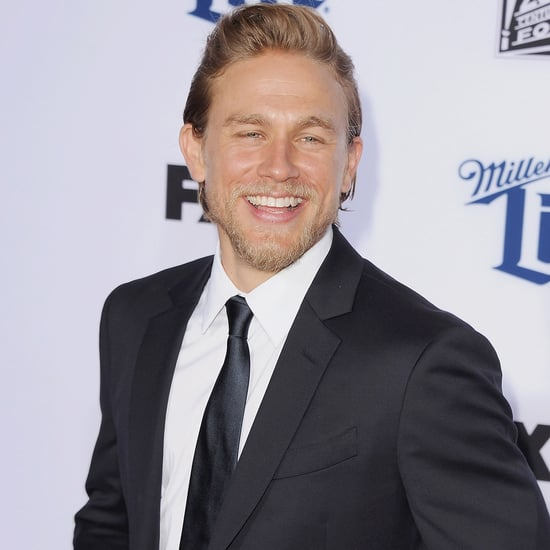 Charlie Hunnam Talks About Playing Against Type Oct. 2015