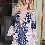 Spring 2011 Milan Fashion Week: Emilio Pucci 2010-09-27 10:07:46