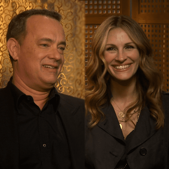 Interview With Tom Hanks and Julia Roberts (Video)