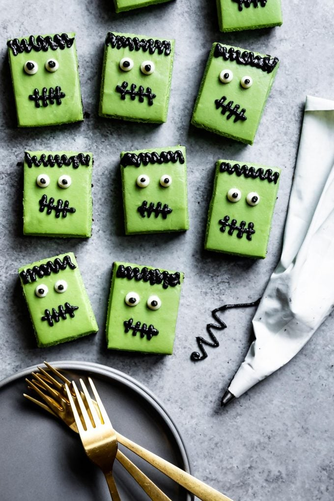 15 Healthy Halloween Dessert Recipes That Will Scare Your Sweet Tooth Away