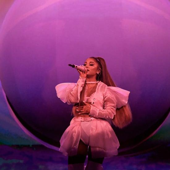 "Ariana Grande Tweets About ""Thank U Next"" 1-Year Anniversary"