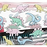 Dinosaur Print Makeup Bag