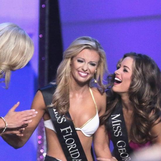 Hair and Makeup at Miss America 2016