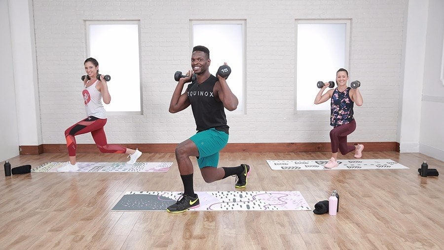 Get Ready to Slay This 30-Minute Calorie-Burning, Tabata-Style HIIT Workout