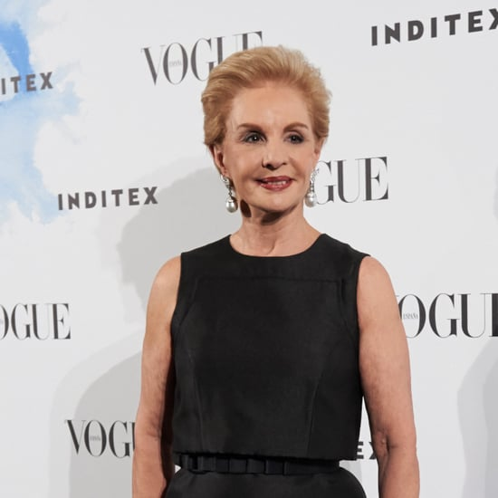 Carolina Herrera on the Nearly Naked Red Carpet Trend