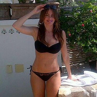 Sofia Vergara Bikini Pictures