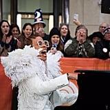 Hoda Kotb as Elton John