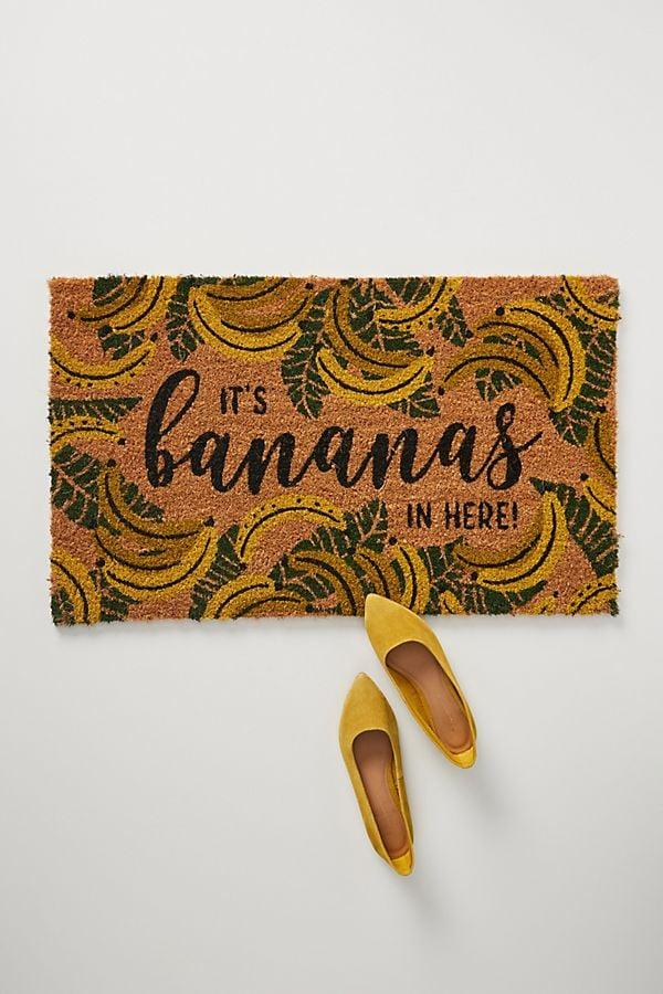 It's Bananas in Here Doormat