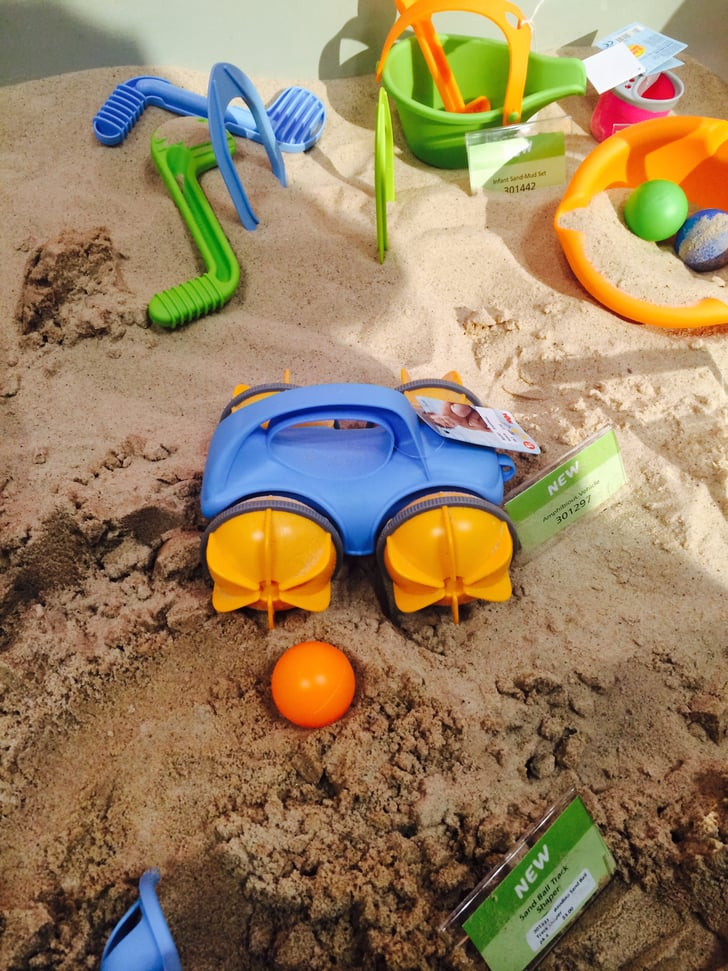 haba sand toys new toys from toy fair 2015 popsugar. Black Bedroom Furniture Sets. Home Design Ideas