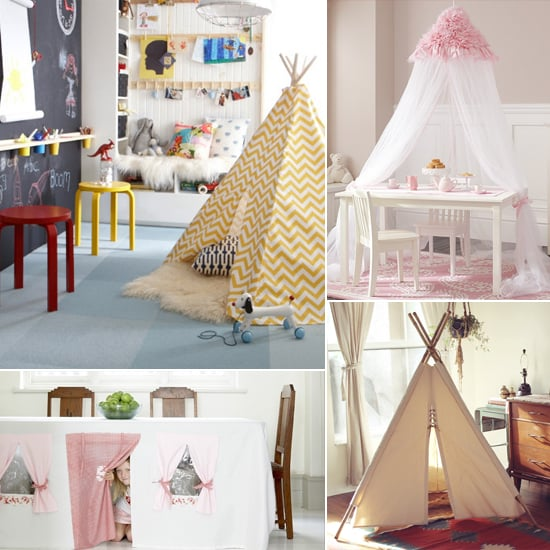 9 Fun Ways to Pitch a Playtime Tent!