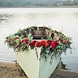 Take a post-nuptials ride on the love boat.