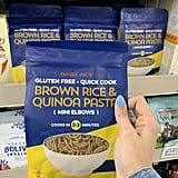 Brown Rice and Quinoa Pasta ($3)