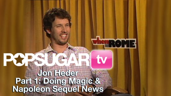 Jon Heder in When in Rome 2010-01-27 12:00:00