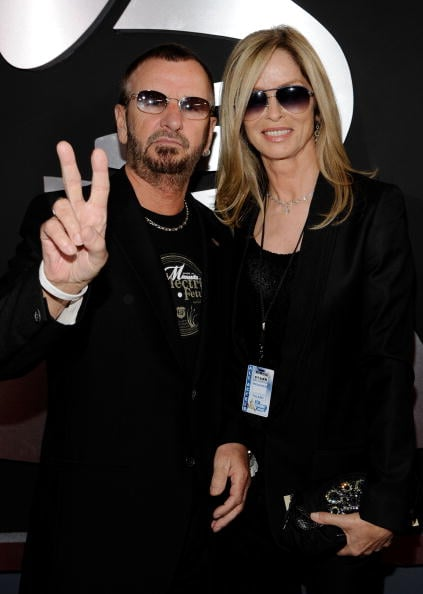 Ringo Starr and Barbara Bach | Beautiful Music: 15 Cool ...