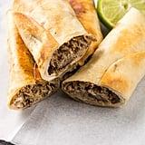 Slow-Cooker Crispy Pork Flautas