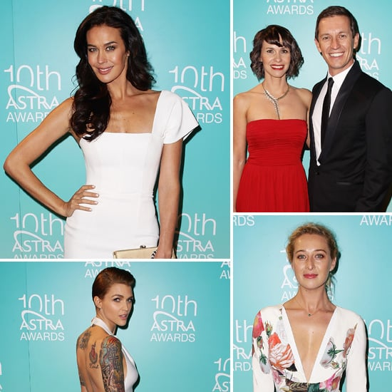 2012 ASTRA Awards Celebrity Red Carpet Pictures