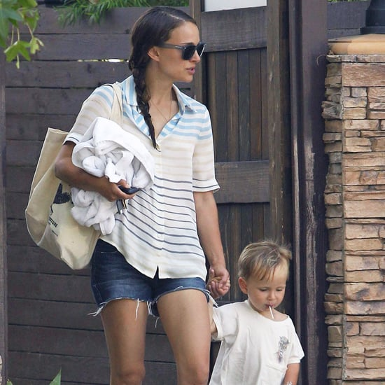 Natalie Portman and Aleph Millepied in LA | Pictures