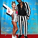 Kelly Ripa and Michael Strahan did their best impression of Miley Cyrus and Robin Thicke in 2013.