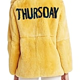 Alberta Ferretti Fur Thursday Jacket