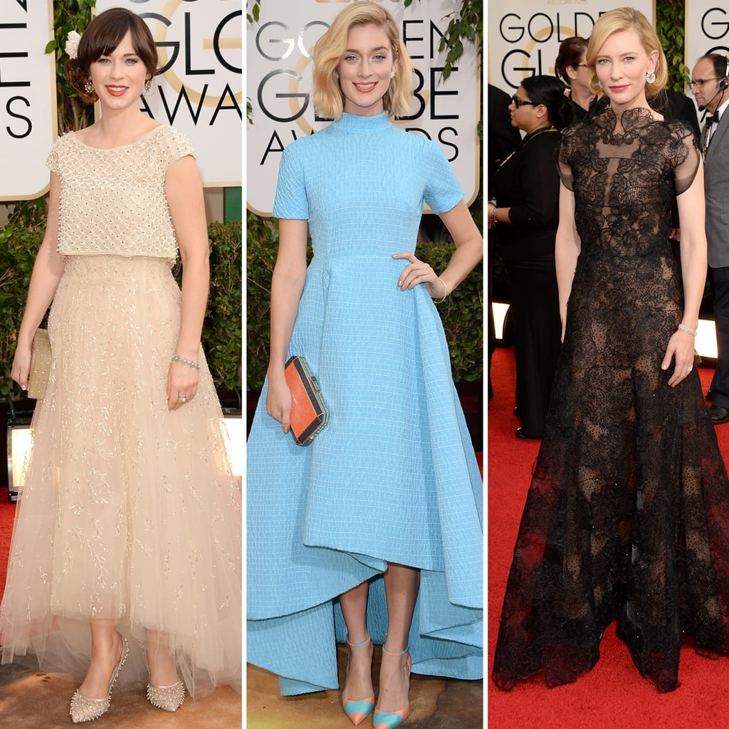 Best Globes Of The Golden Globes: Best Dressed Celebrities At The 2014 Golden Globes